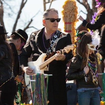 Oak Cliff Mardi Gras Parade by Chris Arrant 3