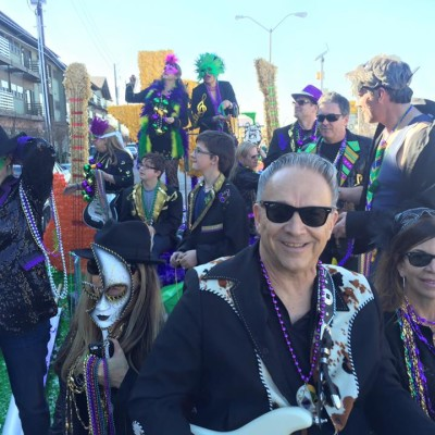 Oak Cliff Mardi Gras Parade by Joseph Beckham