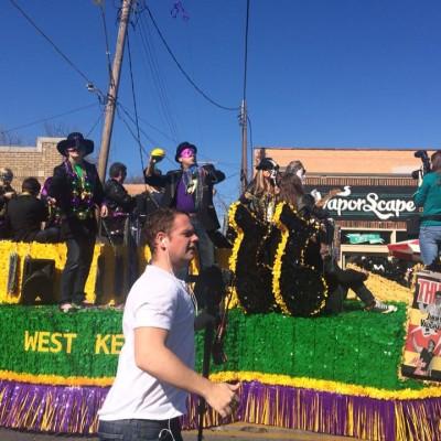 Oak Cliff Mardi Gras Parade by McKay Heim 2