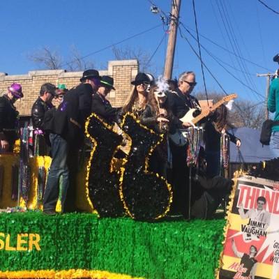 Oak Cliff Mardi Gras Parade by McKay Heim 3