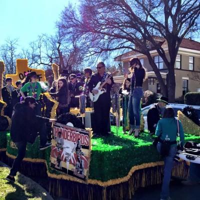 Oak Cliff Mardi Gras Parade by Tilde Gualardo 2