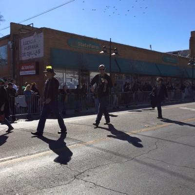 Oak Cliff Mardi Gras Parade by WKNA 11