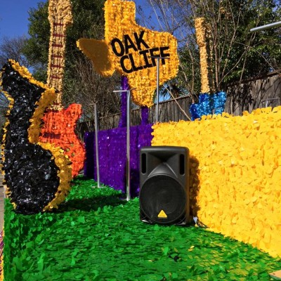 Oak Cliff Mardi Gras Parade by WKNA 3