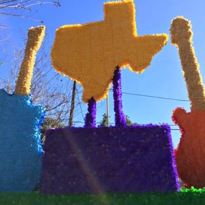 Oak Cliff Mardi Gras Parade by WKNA 5
